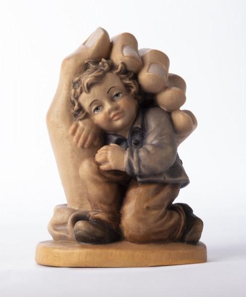 Schützende Hand - Junge